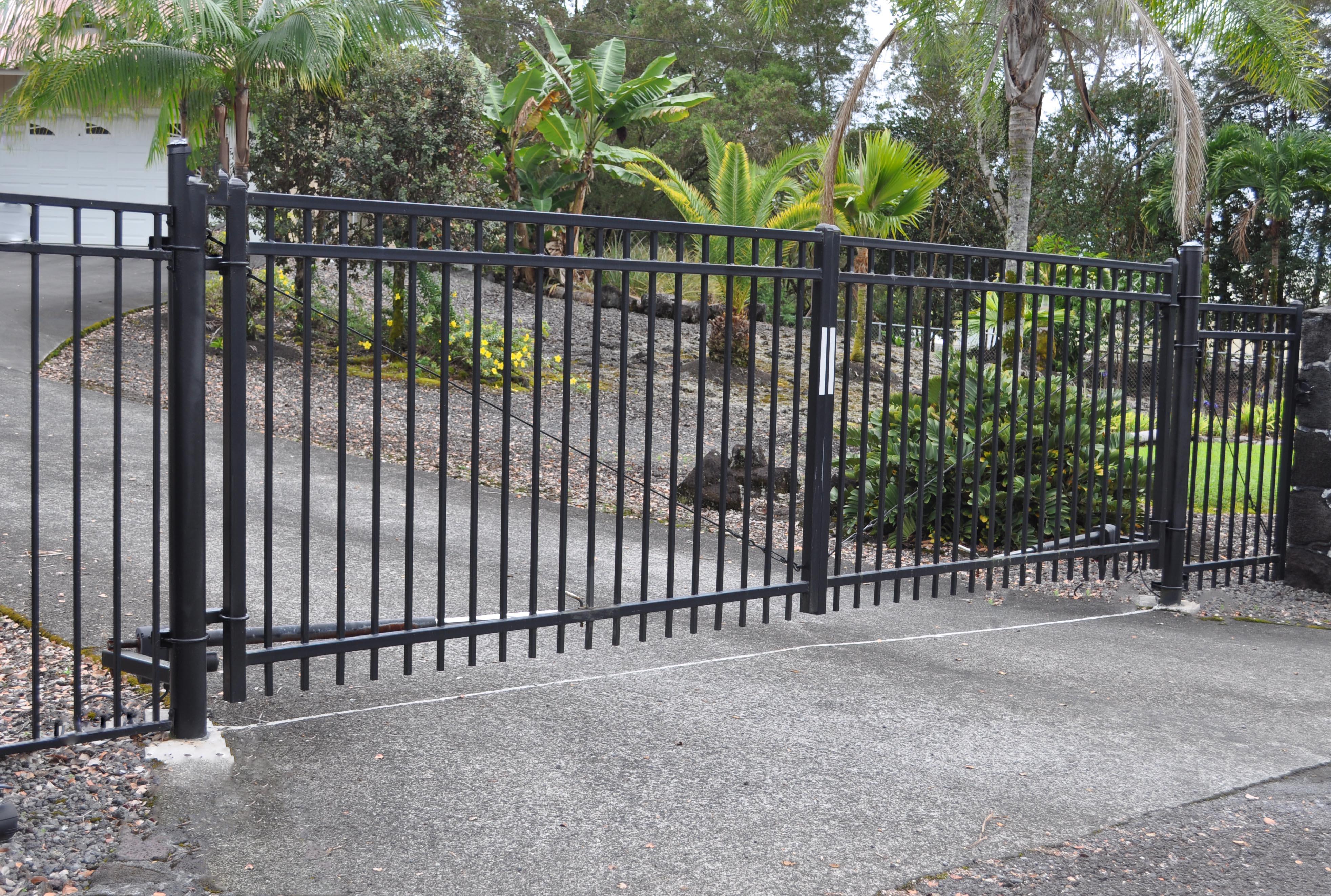 Gates gate operators island wide fencing